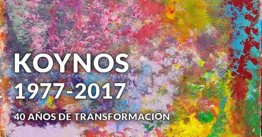 Koynos: 1977-2017. 40 años de transformación
