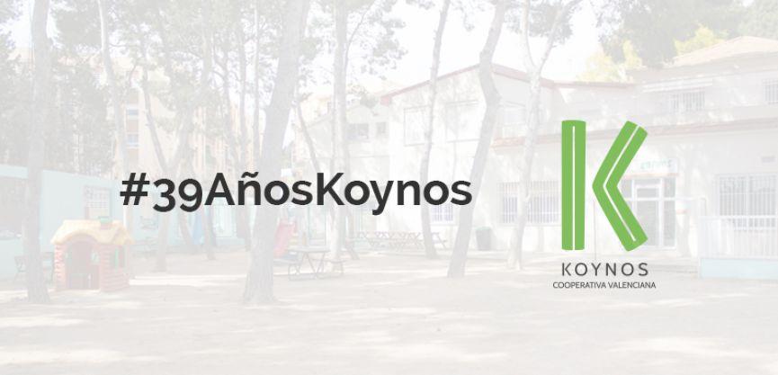 #39AñosKoynos