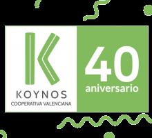 40 Aniversario Koynos Cooperativa Valenciana