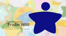 Logotipo de la Asociación Española del Síndrome de Prader-Willy
