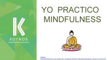 Yo practico mindfulness