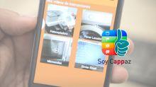 Logotipo de la aplicación Soy Cappaz